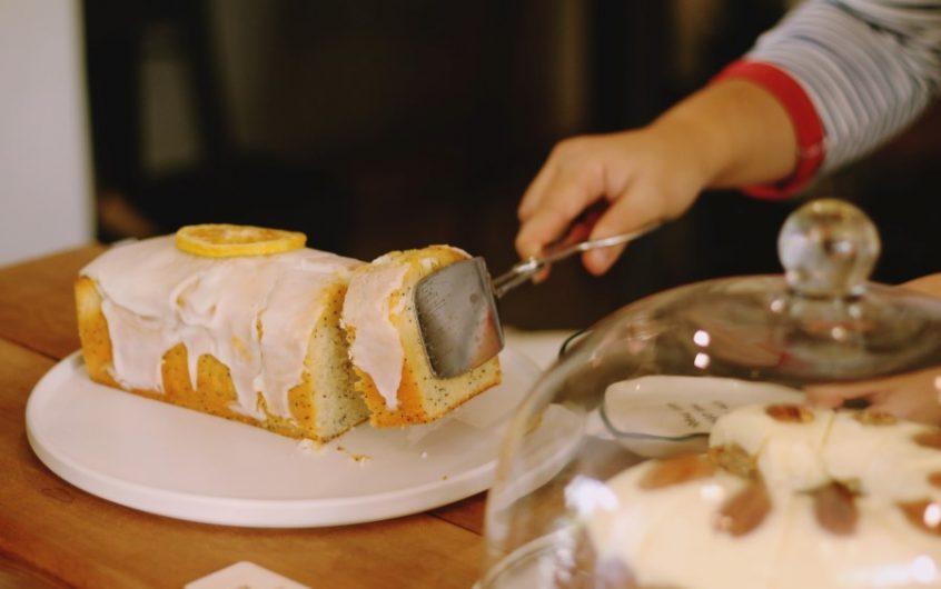 Gâteau au citron sans gluten